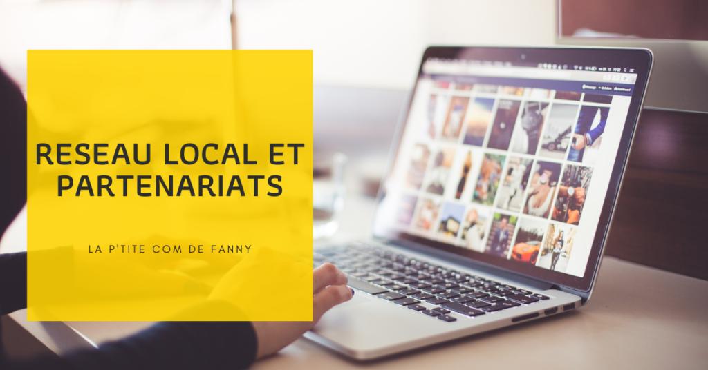 formation réseau local partenariats